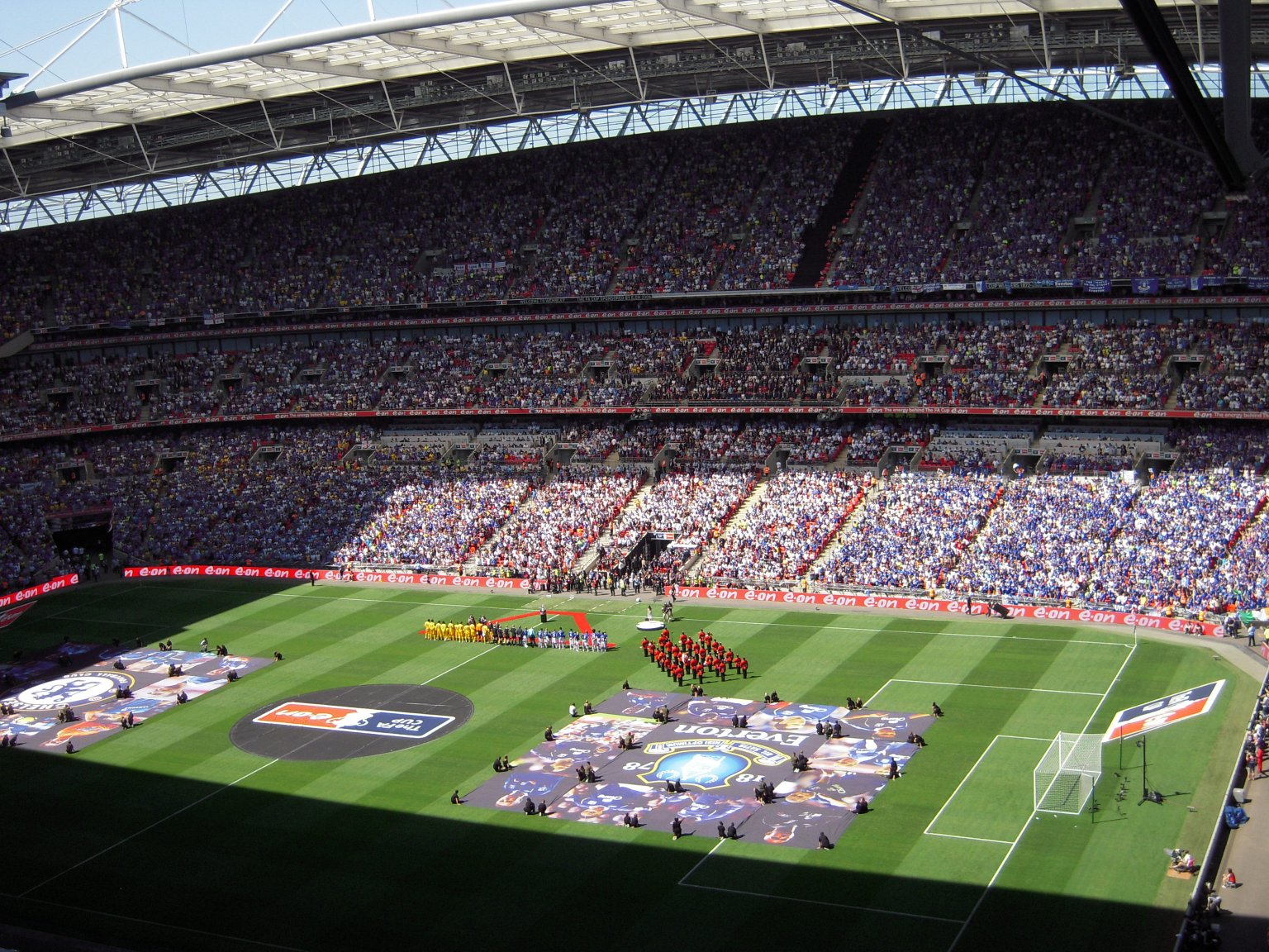 FA cup, wembley, τελικός κυπέλλου αγγλίας